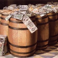 SO IMPAC DECIDES TO RAISE SOME CASH…..